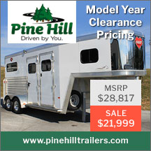 Pine Hill Horse Trailers