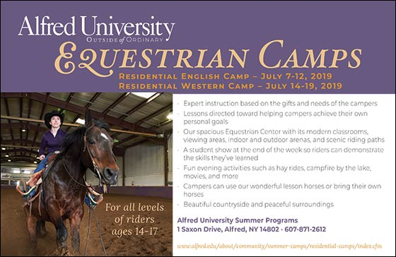 Clinics Shows Camps And Events Featured Ads East Coast