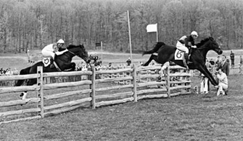 Steeplechasing And Life Lessons Learned From The