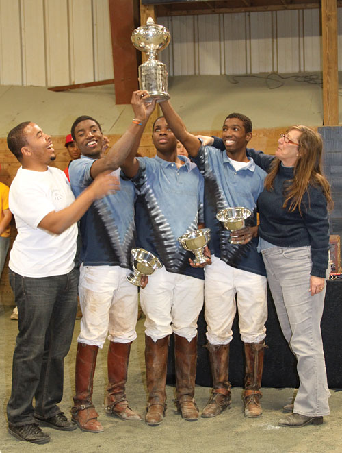 Work to Ride Wins National Interscholastic Polo Championship