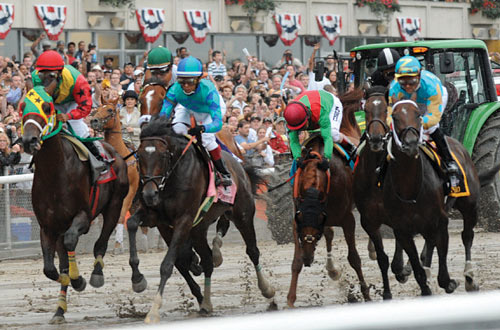 After Tumultuous Triple Crown Series, Graham Motion Looks Ahead