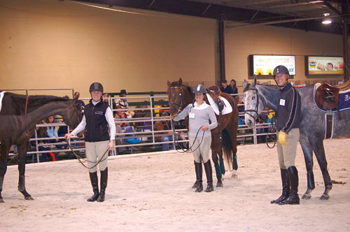 Retired Racehorse Challenge at Horse World Expo