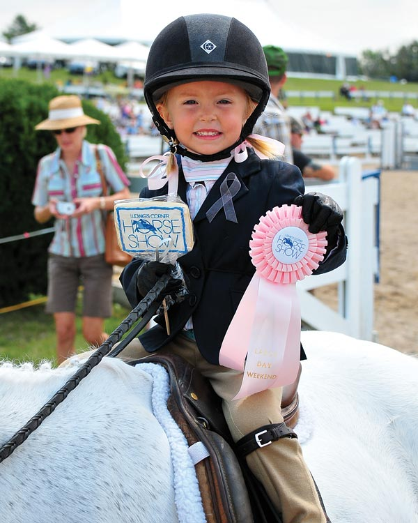 70th Annual Ludwig's Corner Horse Show