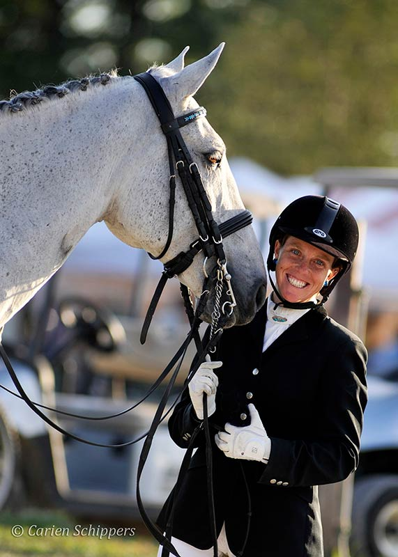Local FEI Dressage Rider Heads to Israel
